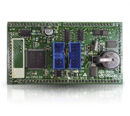 Плата центрального процессора